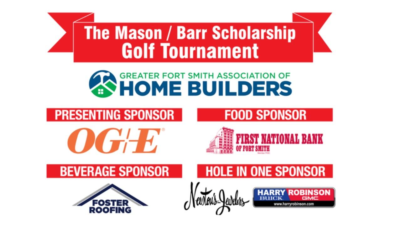 2020 Mason Barr Scholarship Golf Tournament