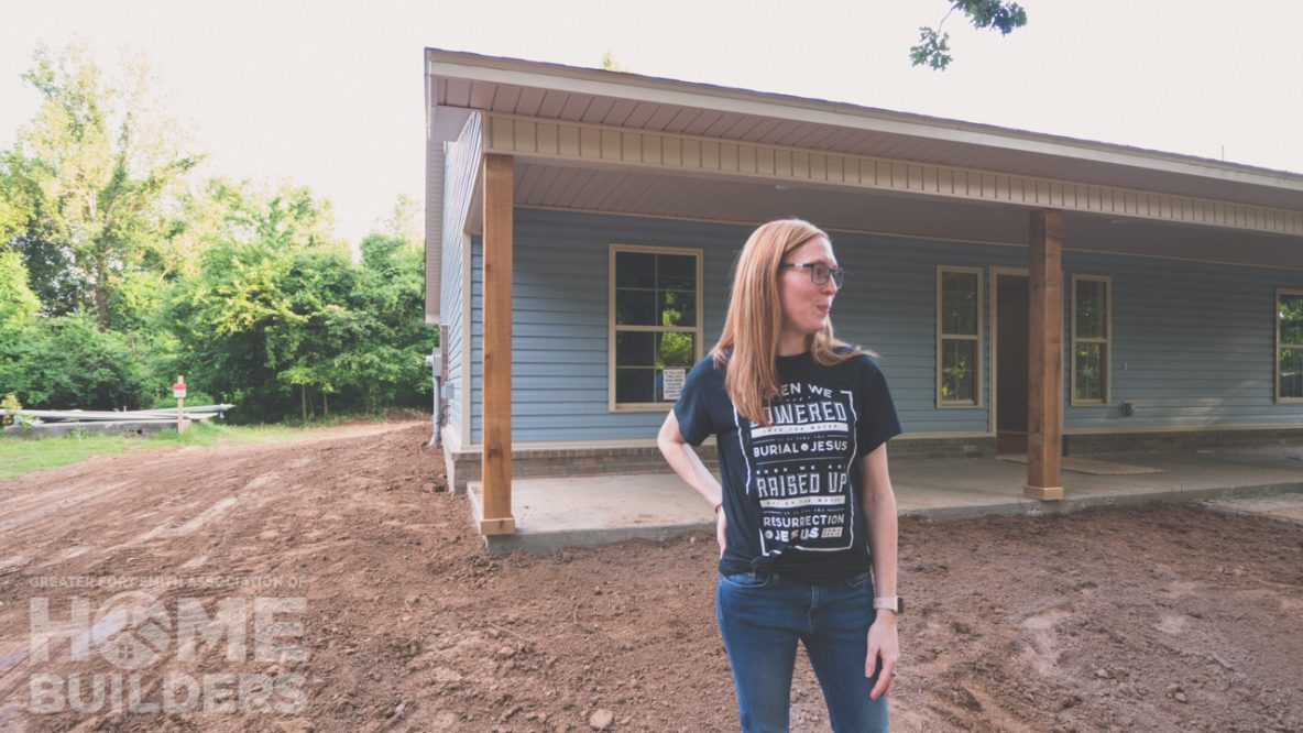 Restoring Hope, Greater Fort Smith Association of Home Builders