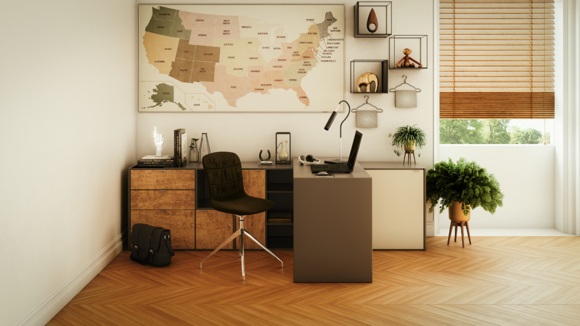 Tips for Modernizing Your Home Office